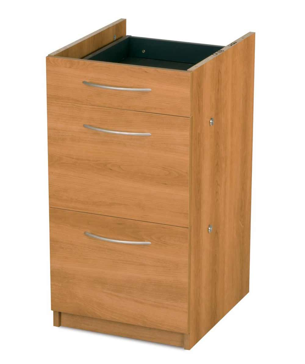 Ball bearing two drawers legal filing system