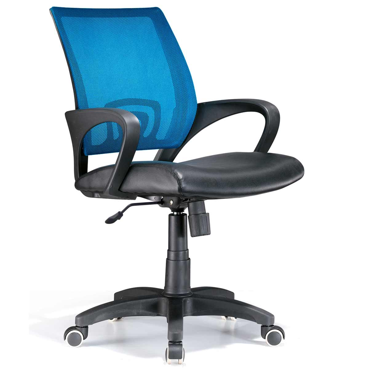 Home Office Gaming Chair in Blue Color