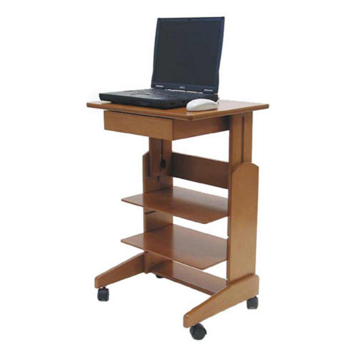 Puertapurchena Adjustable Height Custom Laptop Workstation