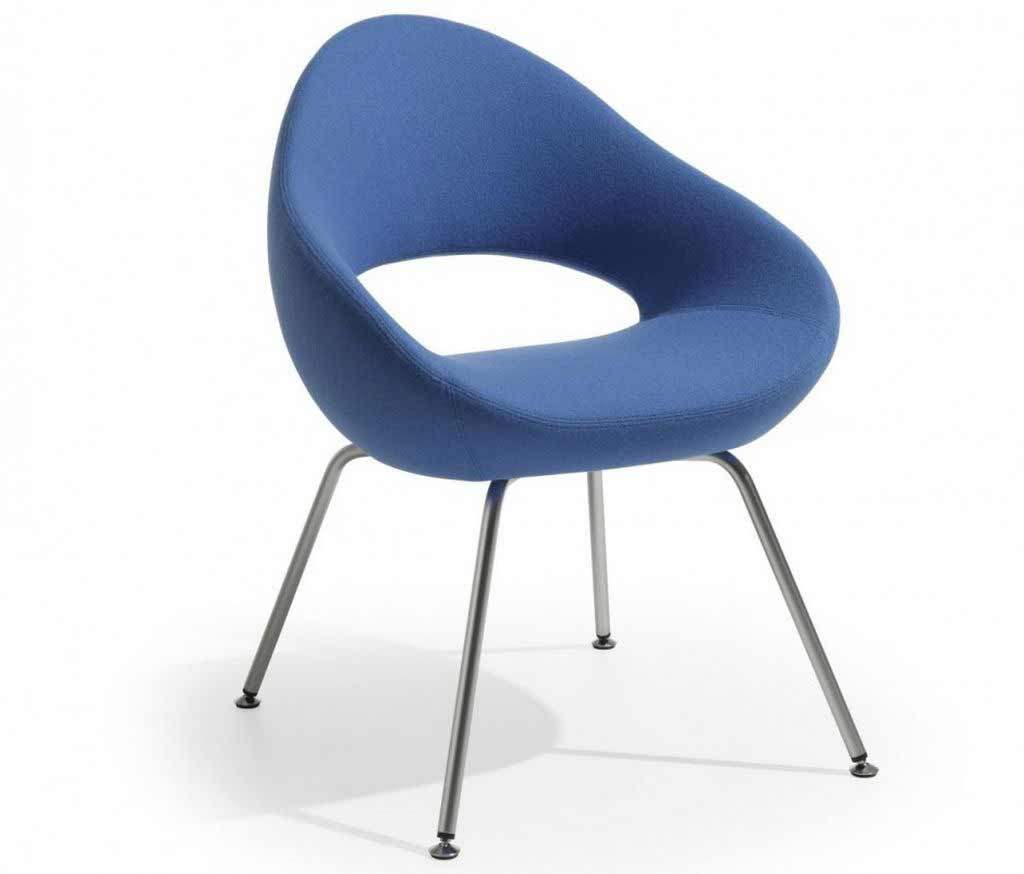 Rene Holten Comfortable Blue Home Office chairs