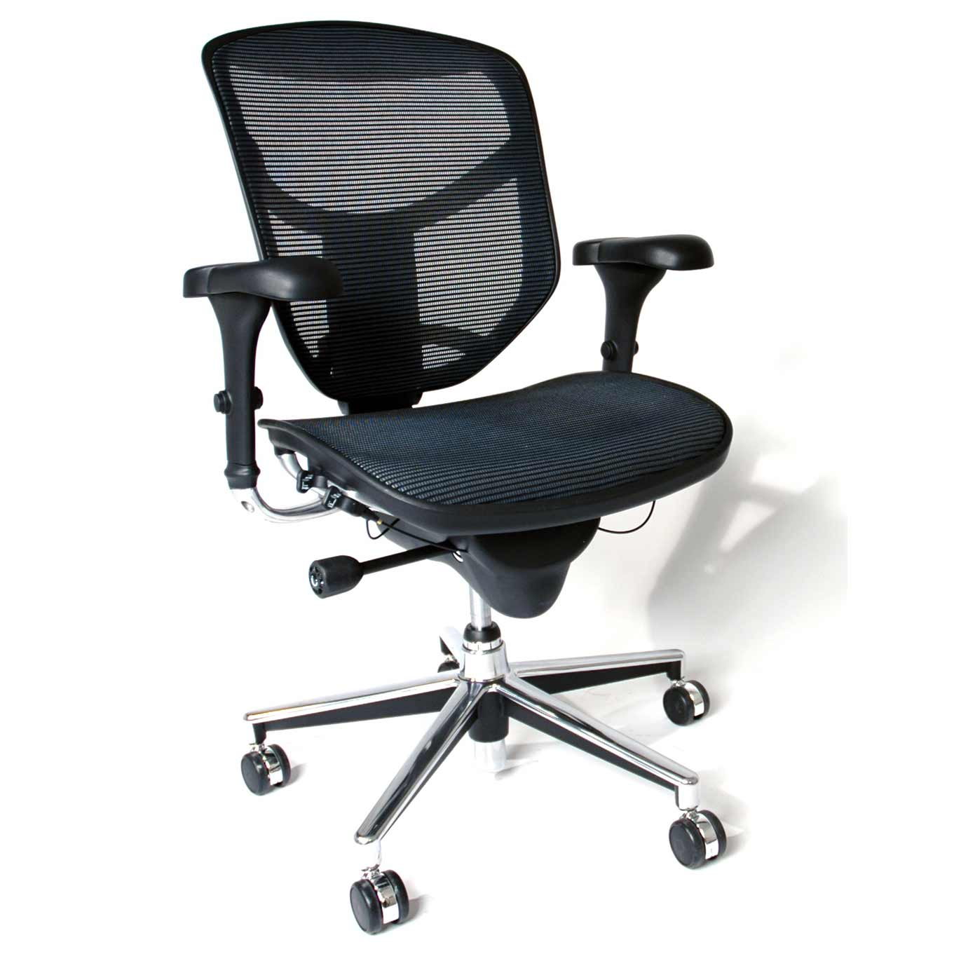 Aeron ergonomic black office mesh chairs