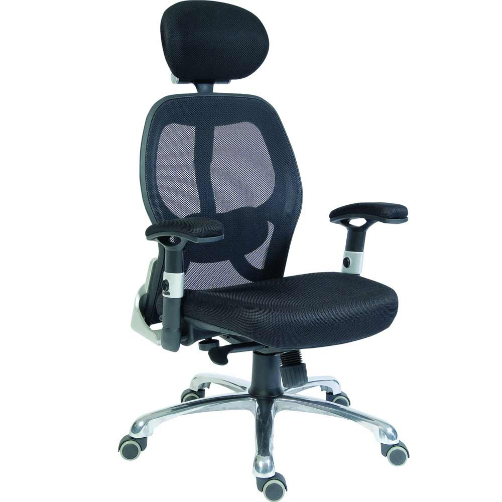 Cobham home office swivel back mesh chair