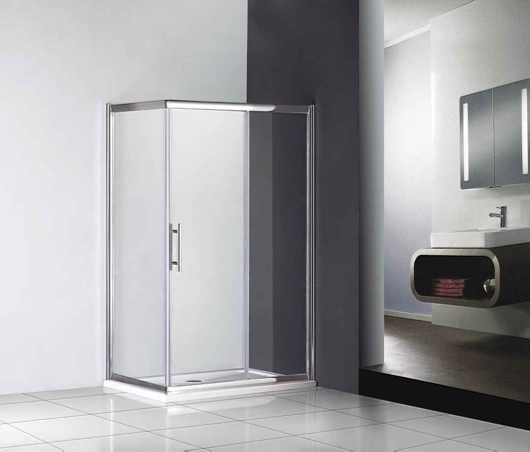 Glass Sliding Door Cubicle Privacy Screen