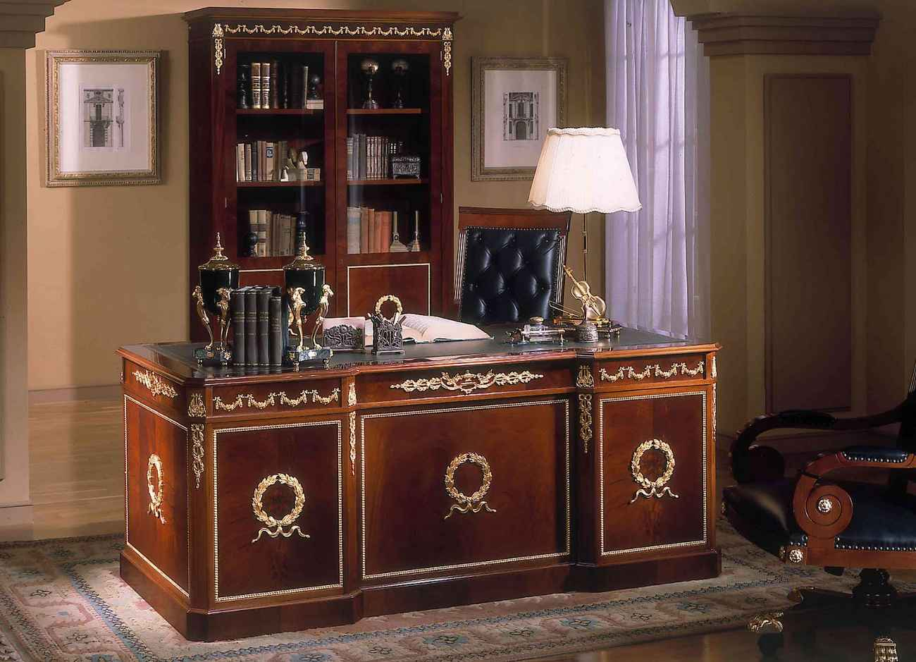 Italian Classic Lease Office Furniture