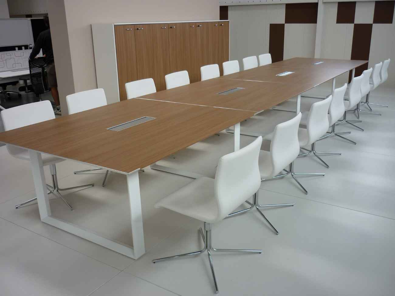 Modern Lease Office Furniture Meeting Desk and Chair