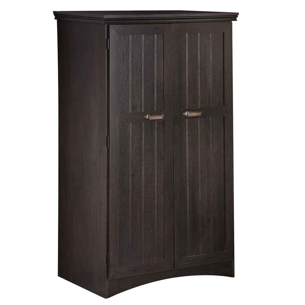 South Shore contemporary computer armoire country style
