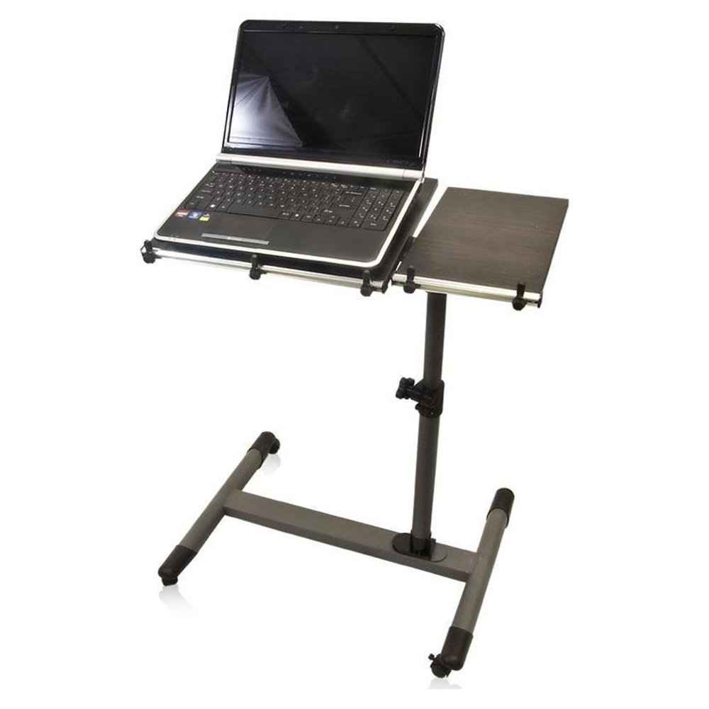 Wooden Adjustable Computer Workstations Stand