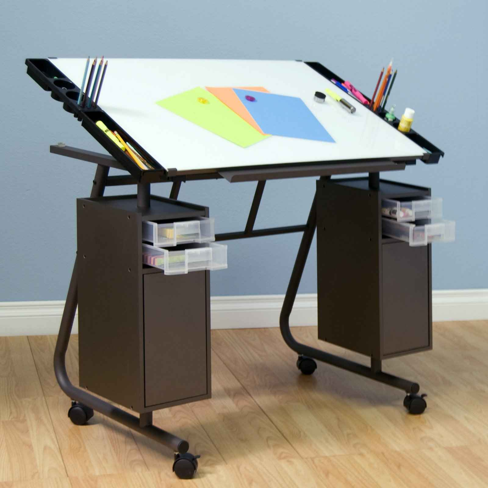 Cascade Studio Craft Office Magnetic Drafting Table