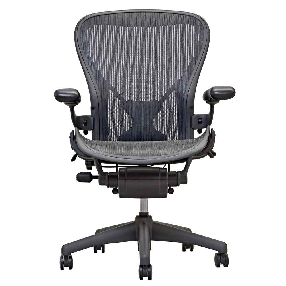 Herman Miller Big Aeron Posture Fit Office Chair