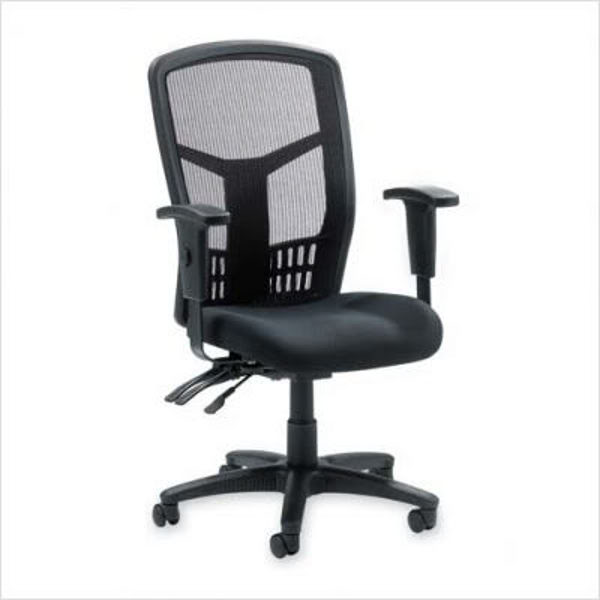 Lorell 86000 Executive High Back Mesh Chair