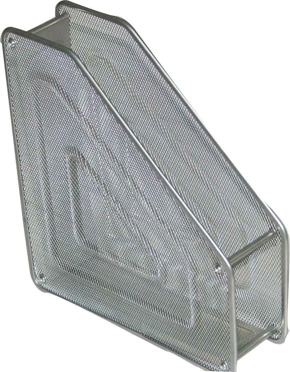 "Metal Mesh <em>File Magazine Holder Ideas</em>"" width=""337″ height=""433″ /><p class="