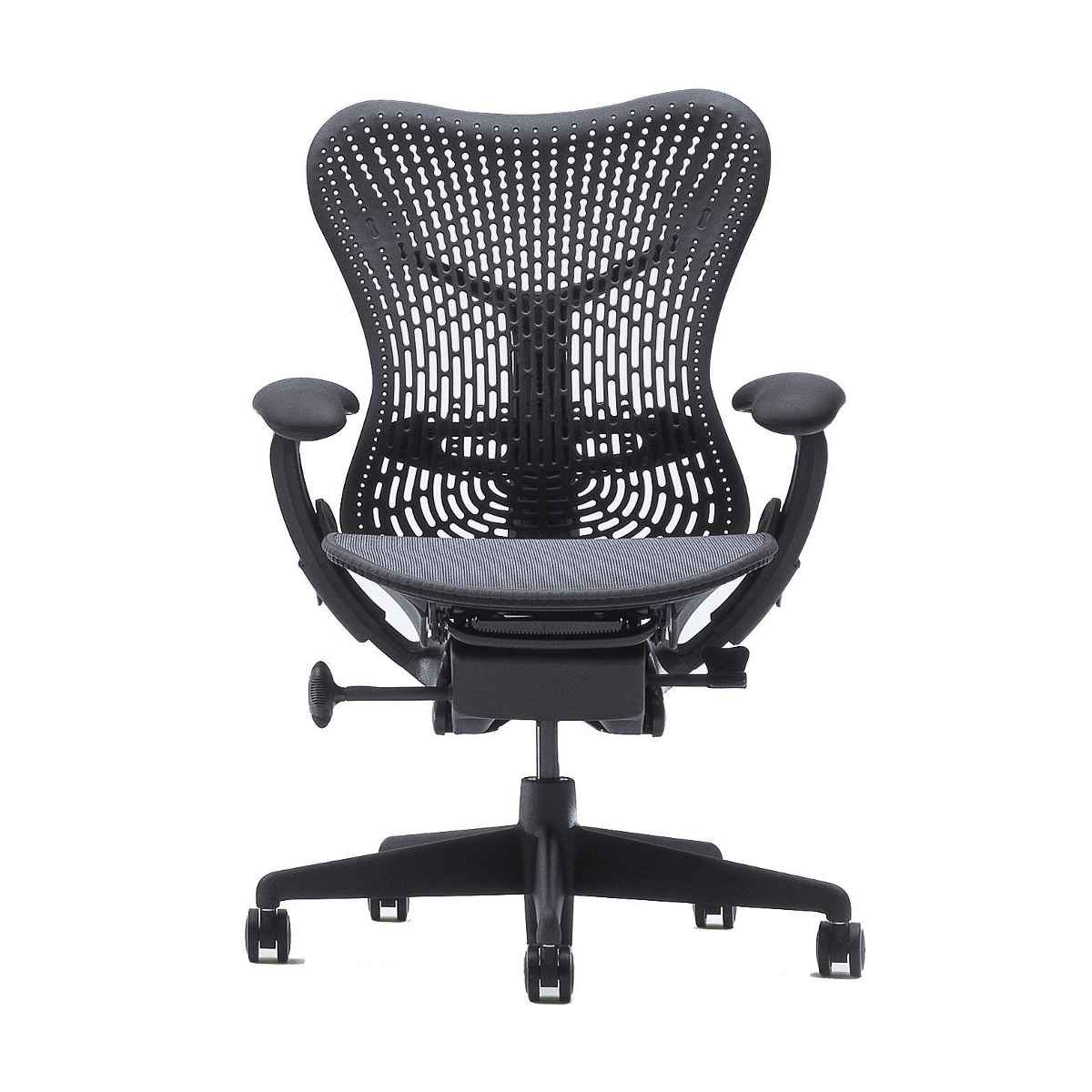 Mirra mesh office computer chair from Herman Miller