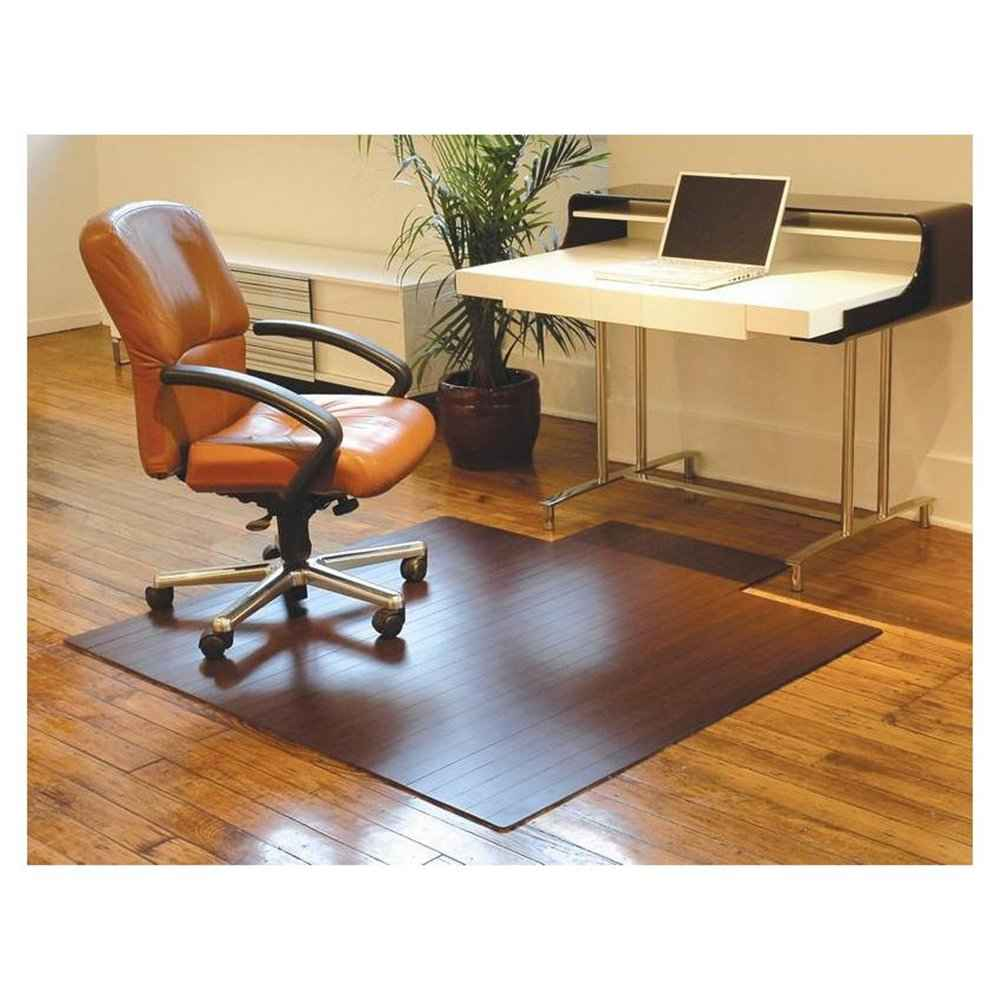 Office Rool-up Wood Chair Mats