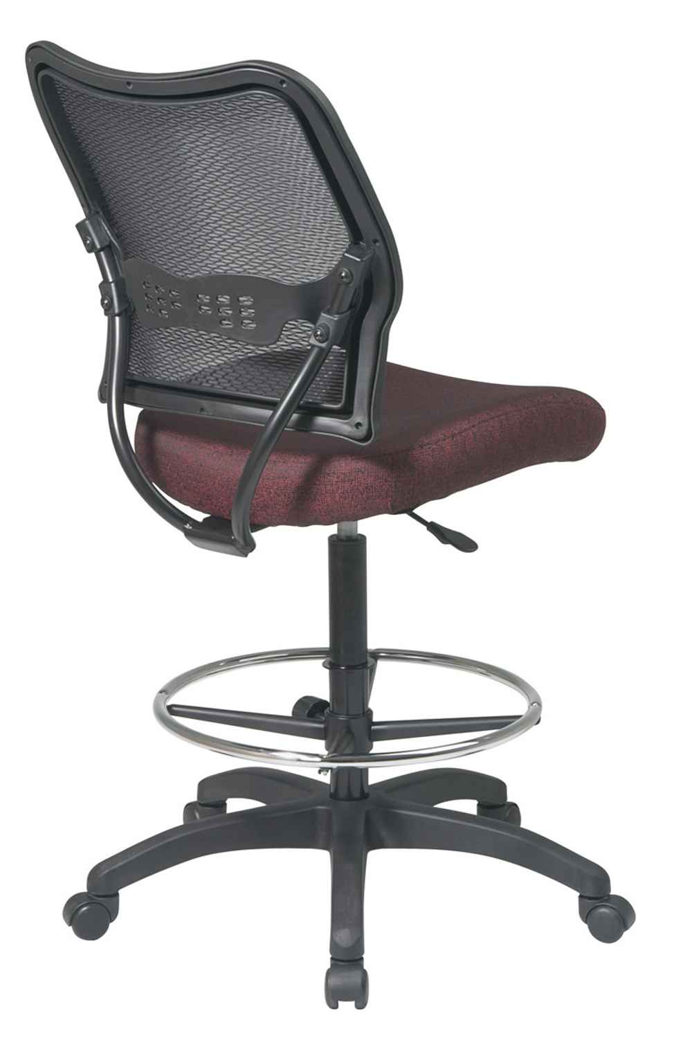Personalized Back Mesh Drafting Fabric Seat