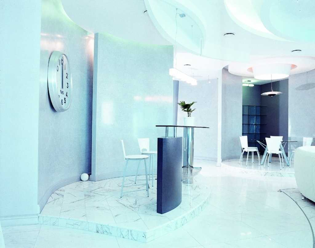 Modern and Trendy Office Furniture Ideas