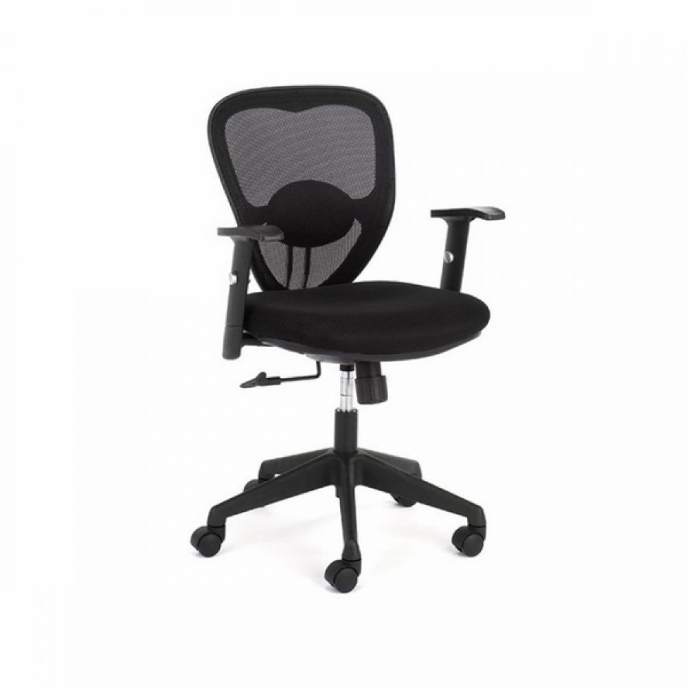 Multitask Black Mesh Office Desk Chair