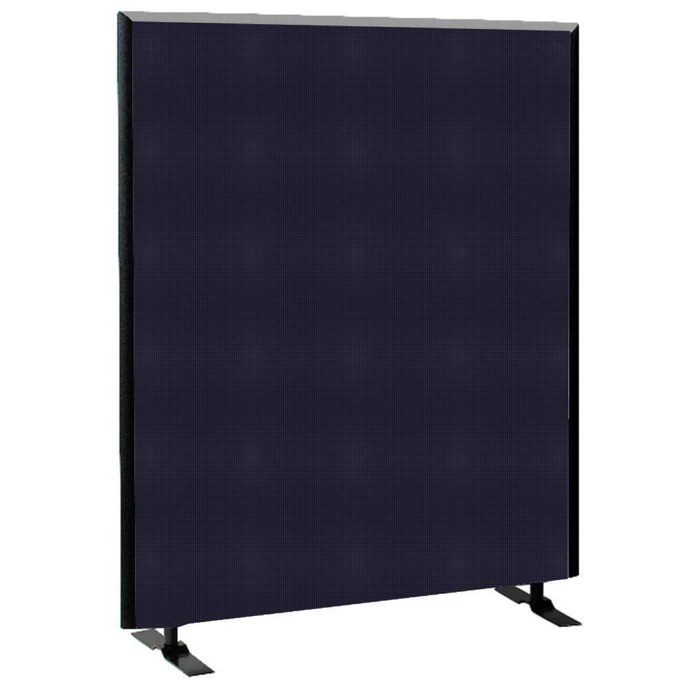 Office desk partition screens