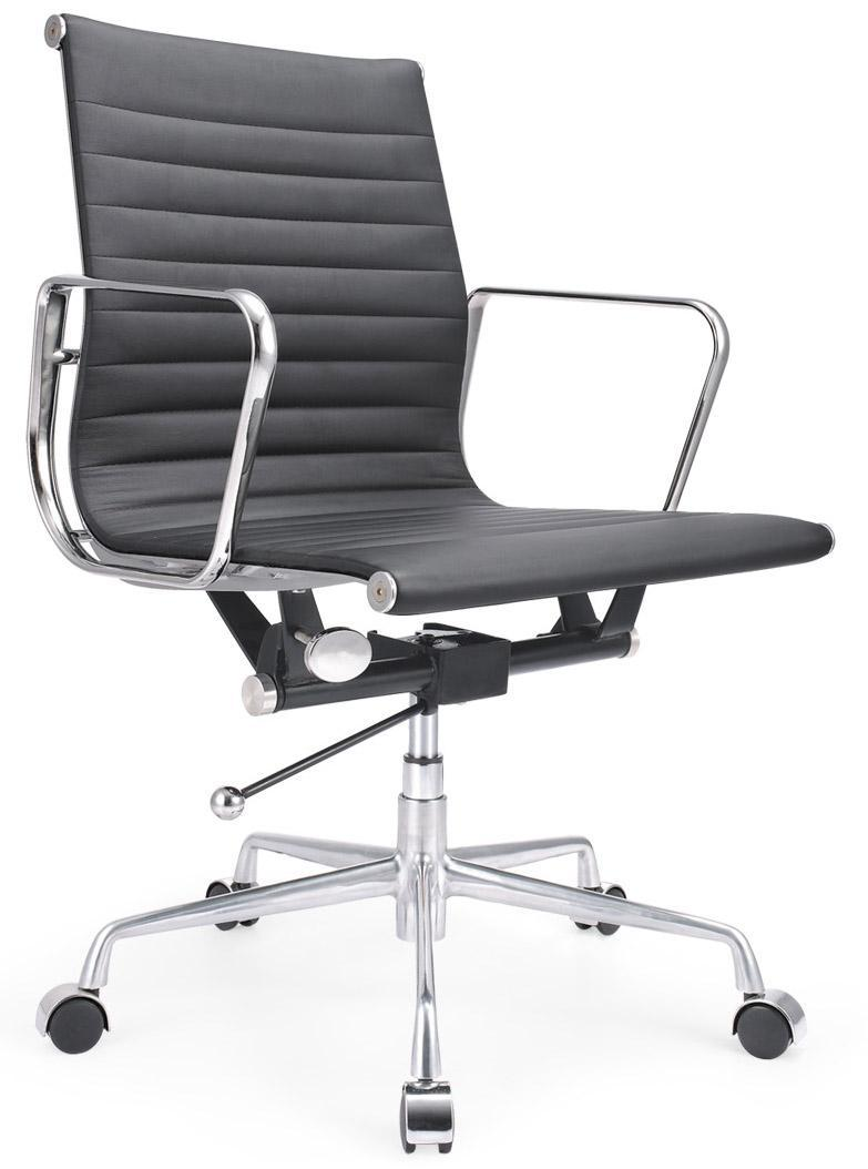 stylish aluminum office chair construction