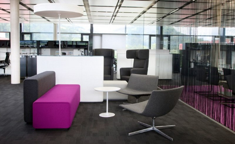Contemporary Waiting Room Furniture for Office