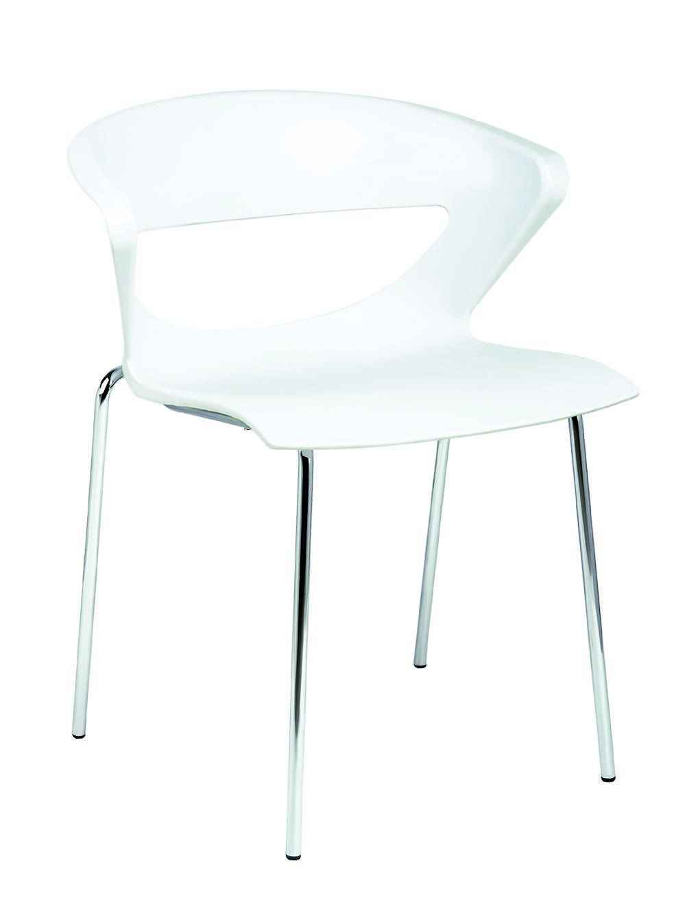White Greek Office Chair Supplier