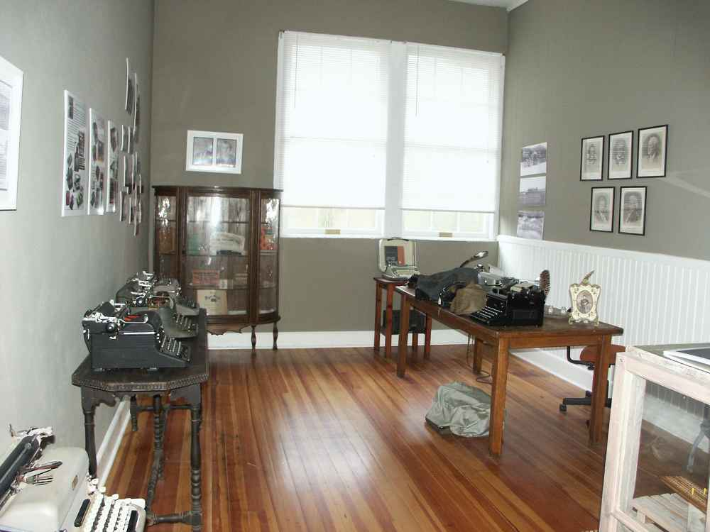 Antique Office Furniture and Equipment
