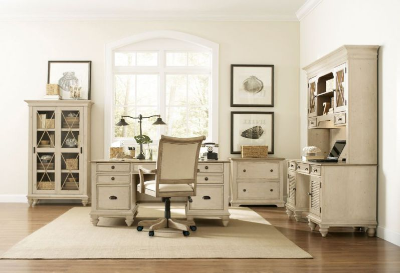 Coventry white executive office furniture collections