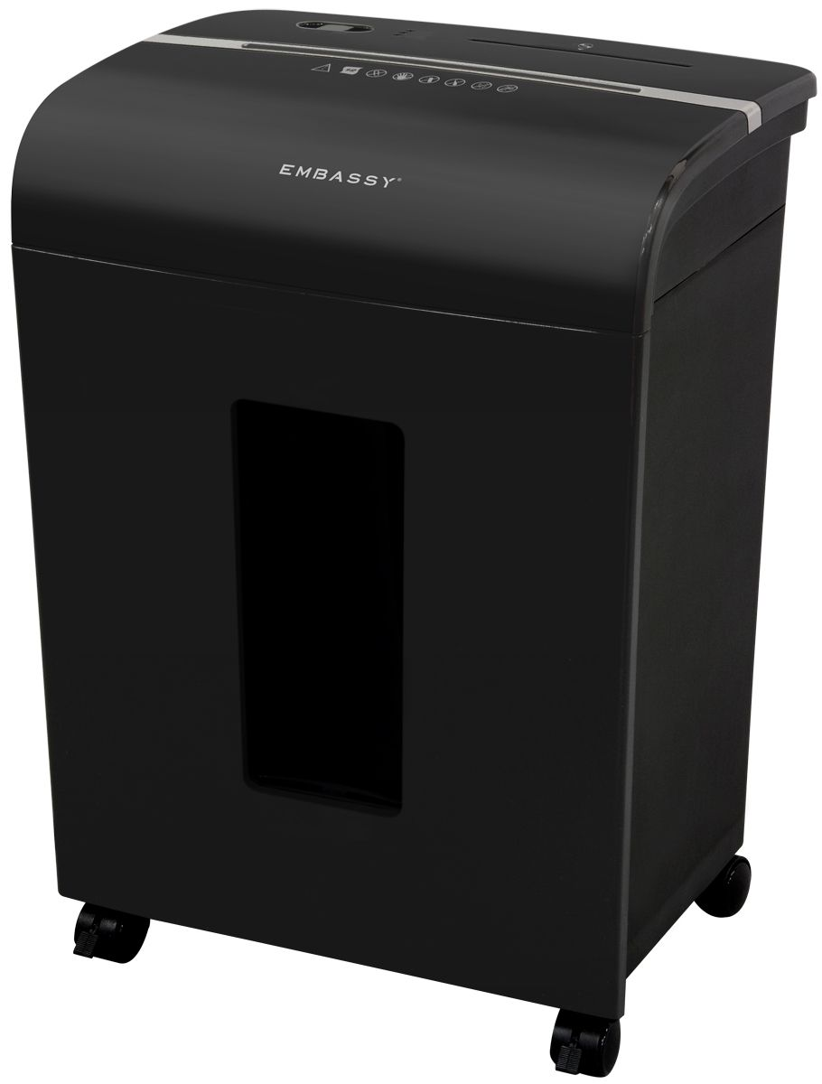Embassy MicroCut Paper Shredder for 14 Sheet
