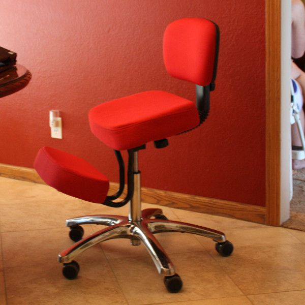 Jobri Jazzy Reed Kneeling Chair