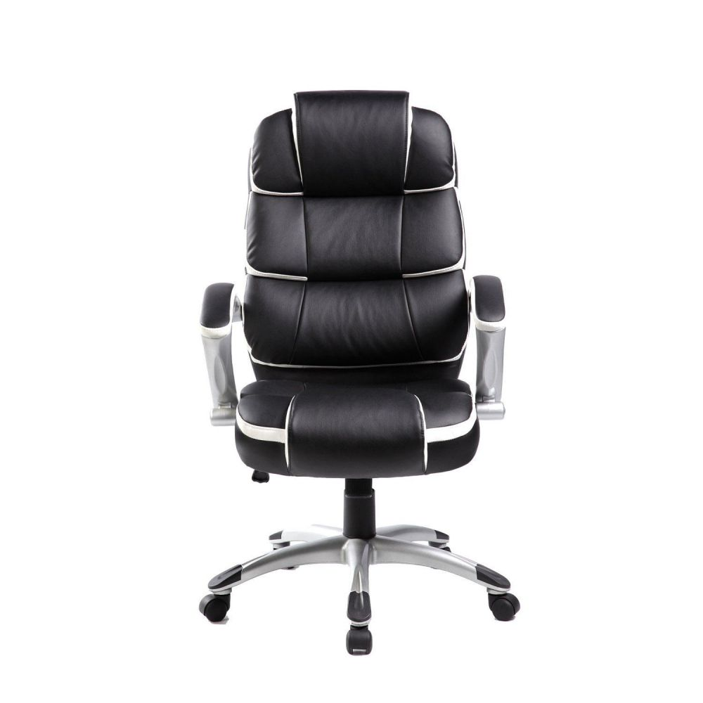 Merax High Back Ergonomic Office Chair Swivel Adjustable Seat Executive Office Chair