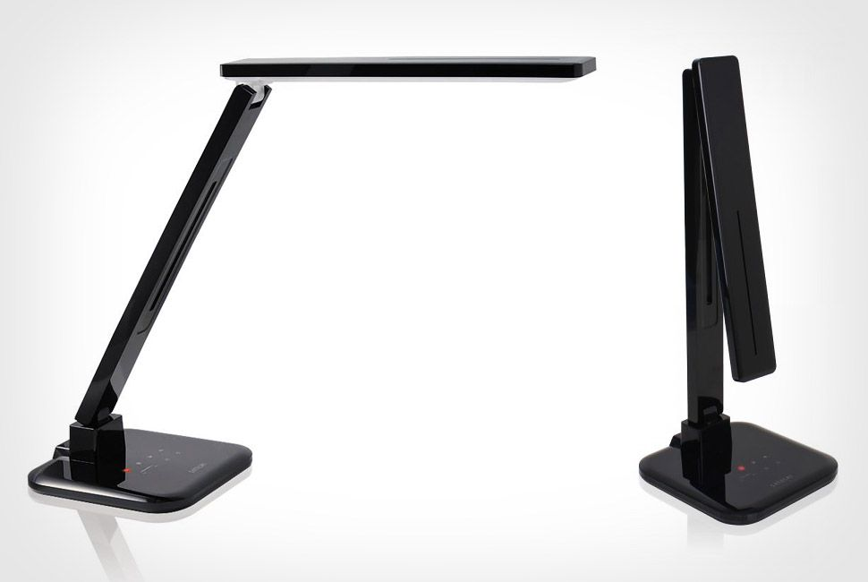 Satechi Smart LED Desk Lamp in Black