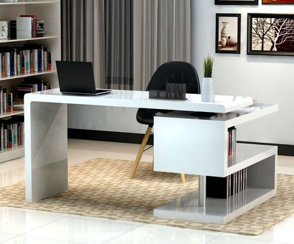 contemporary home office furniture collections ideas