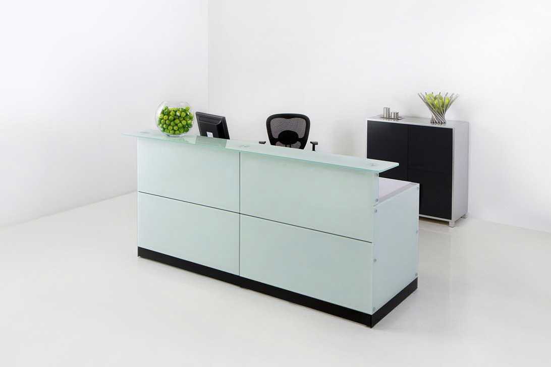 office reception desk design ideas