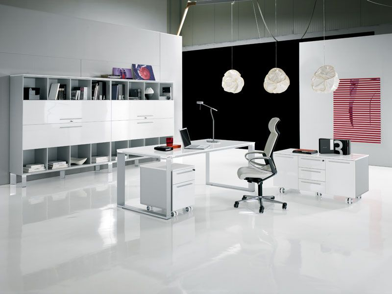 ultra modern office furniture concept