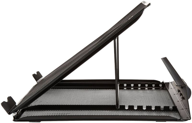 AmazonBasics Laptop Stand - Side View