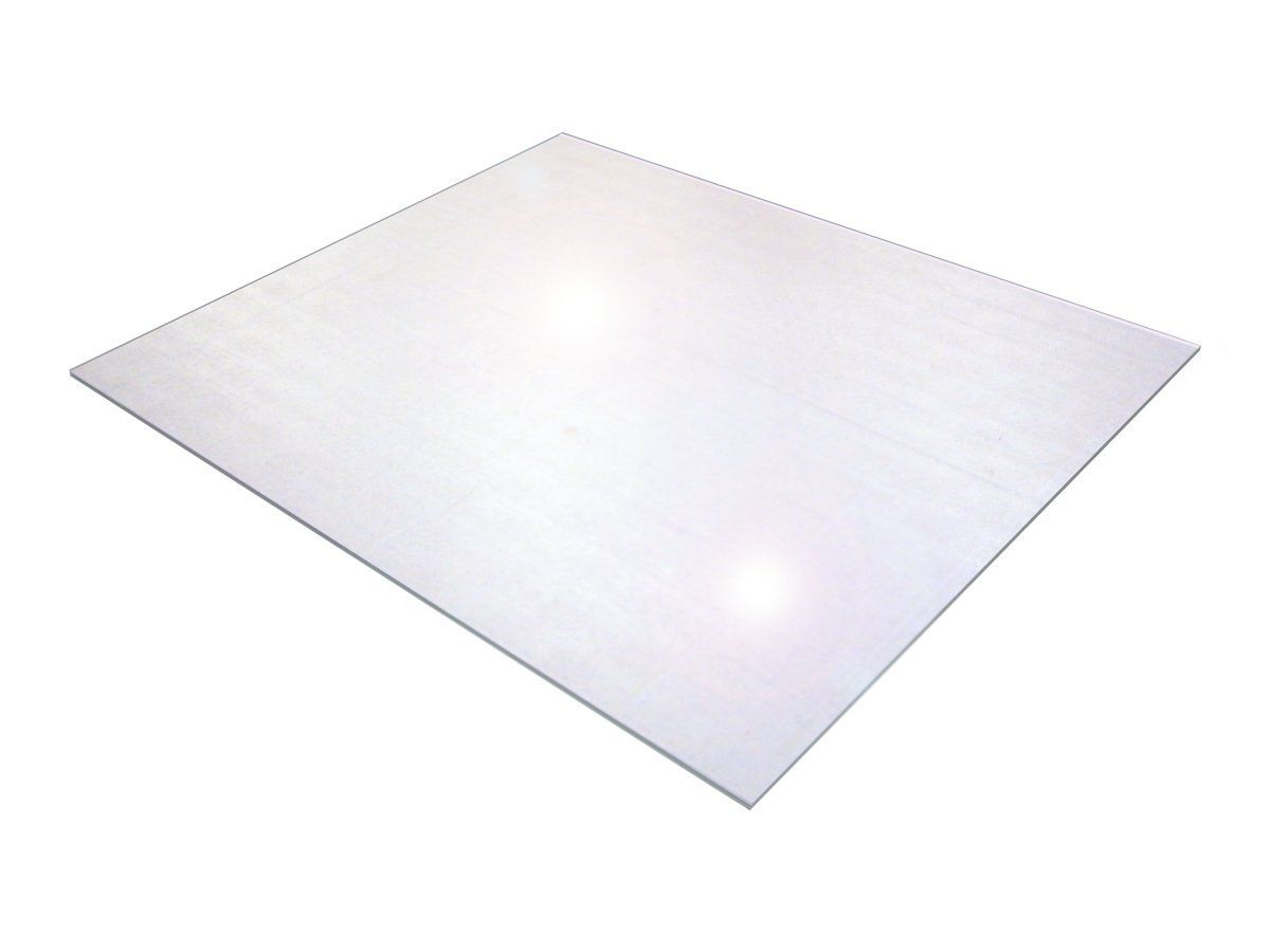 Cleartex FR1115030023ER XXL Polycarbonate Office Mat for All Pile Carpets
