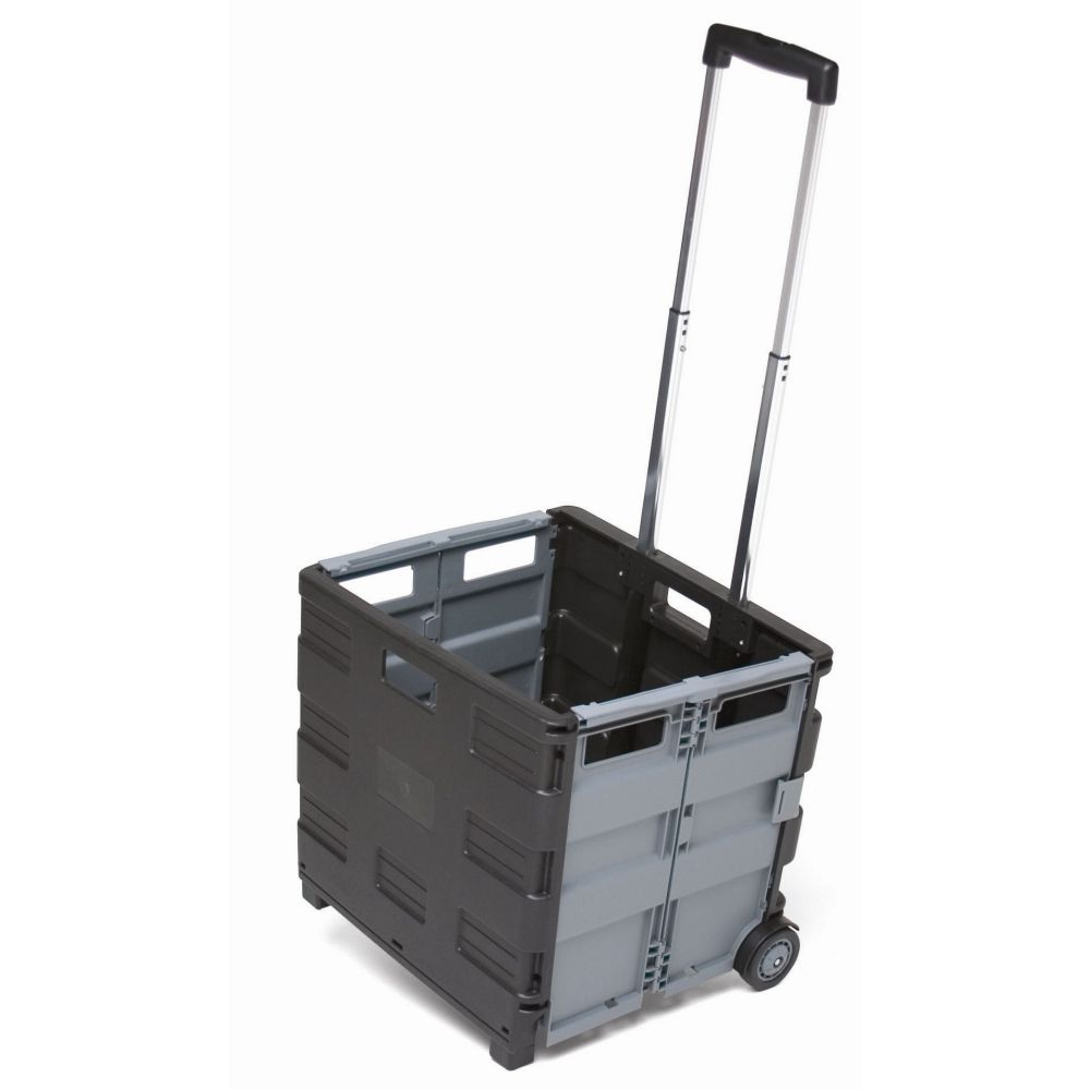ECR4Kids MemoryStor Universal Rolling Cart in Retail Box
