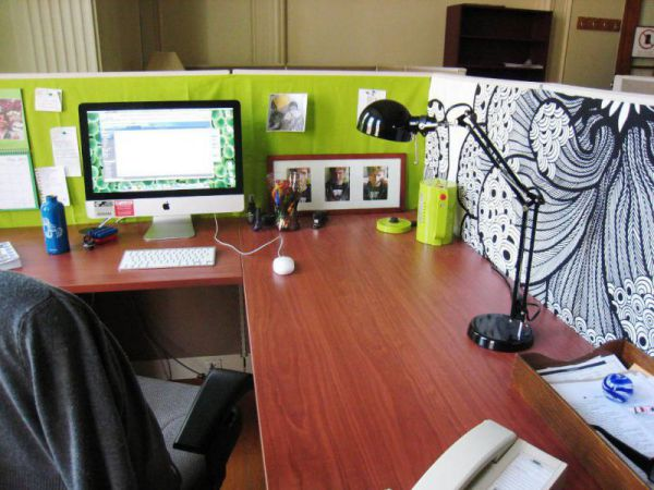 Finest Decorated Home Office Cubicles