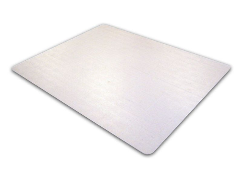 Floortex Ultimat Polycarbonate Chair Mat for Plush Pile