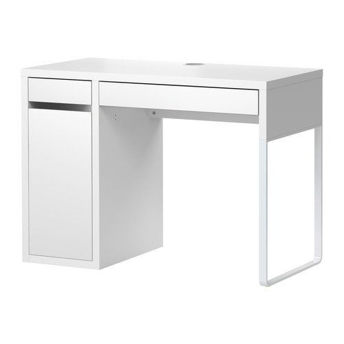 Ikea MICKE Desk in White