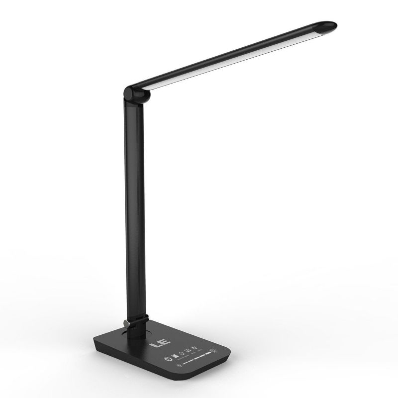 LE Dimmable LED Desk Lamp, Table Lamps, 3 modes