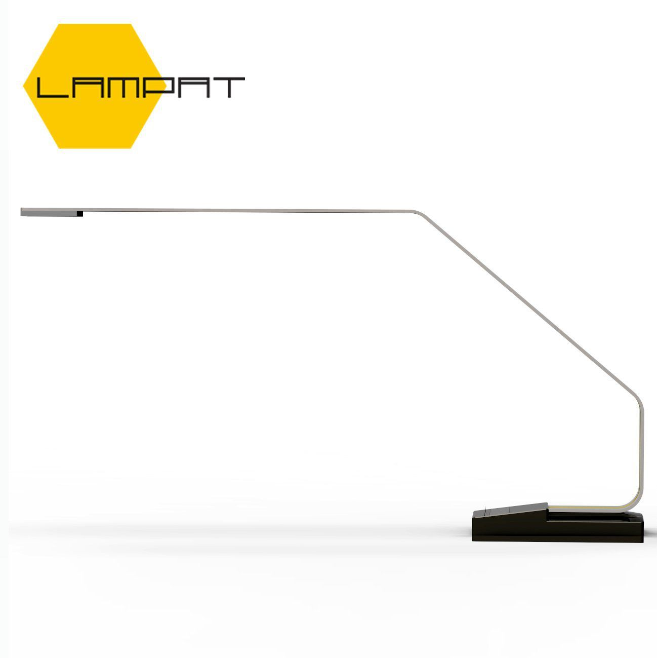 LED Desk Lamp, Lampat Dimmable COB LED Desk Lamp