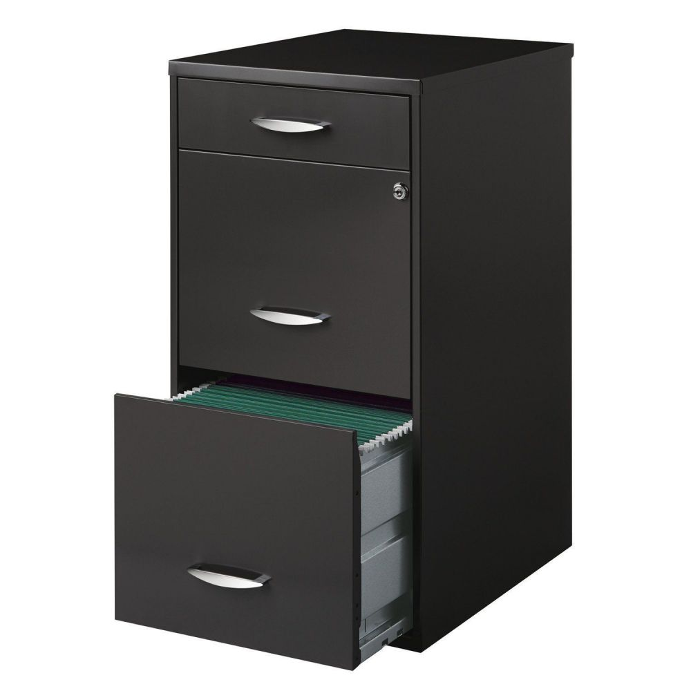 CommClad Office Designs 3-Drawer Vertical File