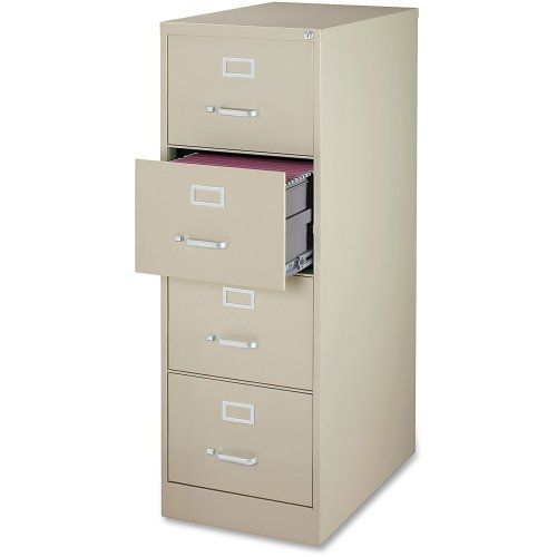 Lorell Commercial Grade Pty Legal Size Vertical File Cabinet